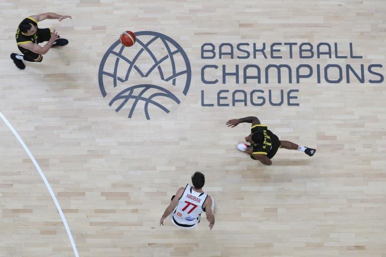 ČEZ Basketball Nymburk - AEK Atény